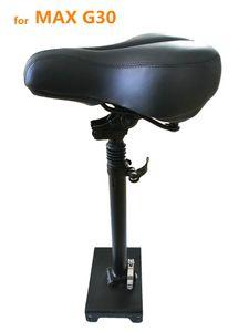Ninebot Max Electric Scooter 스케이트 보드 예비 부품을위한 좌석