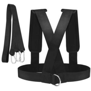 1 Takım Eğitim Kemer Dayanıklı Sağlam Siyah Bantlar Trainning Aracı Egzersiz için Koşu Koşu J0115
