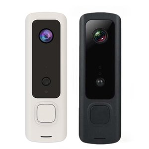 Doorbells WIFI Door Bell Mini Camera Full Hd 1080P Draagbare Camara Politie Video Recorder Body Cam Motorfiets Bike Motion MinCamera