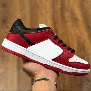 شيكاغو حذاء أحمر الرجل عارضة روزويل رايجون امرأة الأحذية التعادل صبغ مجلس حذاء رياضة برو انخفاض الألوان الملغى نصف حذاء