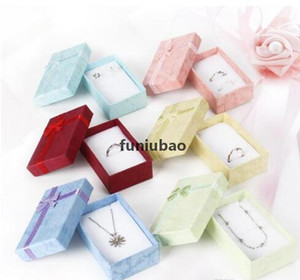 JH 5 *8 *2 .5cm Fashion For Charms Beads Gift Box Paper Packaging For Pendants Necklaces Earrings Rings Bracelets Jewelry Gb1554