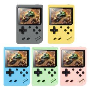 800 en 1 MINI PORTABLE RETRO PORTABLE MINI HORDHELD 3,0 pouces Color LCD Jeux de jeu pour enfants 800 Jeux 800