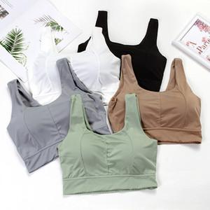 Ice bra summer thin vest underwear women's small bra without steel ring