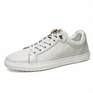 100% de couro genuíno homens sapatos casuais impermeável mens mocassins vestido sapatos de trabalho apartamentos casuais moda homens sneakers g7nz #