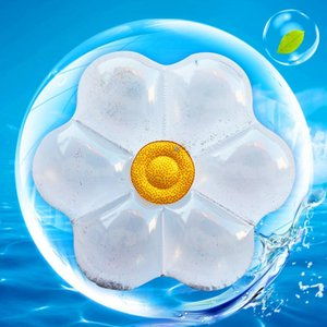 160cm Glitter Flower Inflatable Pool Float for Women Summer Beach Water Floating Row Sunflower Swimming Raft Air Mattress