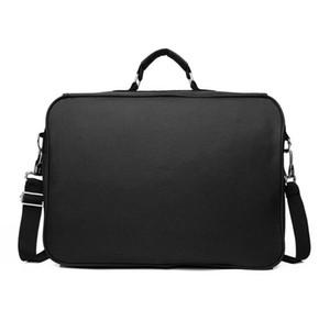 DHL30PCS Borse Messenger Uomo Oxford Grande Capacità Croce Sport Black Hasp Cover Cross Body Bag