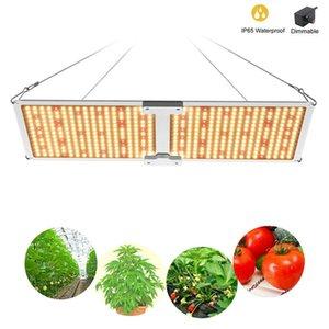 LED Dimmable Crescer Light Samsung Quantum Board 2000w para plantas Veg Bloom com UL Meanwell Driver