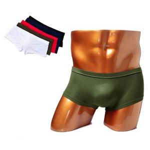 Lelinta Hot Cato Boxer atmen kühle Männer Unterwäscheffekte Farbe Hohe Qualität kurz