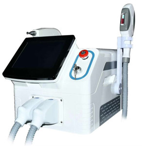 NEW 360Magneto-optical Elightl ipl Opt Shr Hair Removal Machine NDYAG Laser Tattoo Removal 532nm 1064nm 1032nm beauty machine