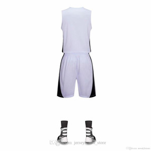 Custom Shop Basketball Jerseys Customized Basketball apparel Sets With Shorts clothing Uniforms kits Sports Design Mens Basketball A06-41