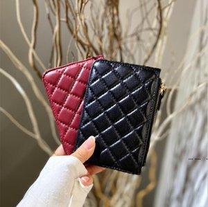Luxury Handbags Designer Women's Bag Small Rhombus Purse Messenger Square Wild Small Bag Leather Shoulder Purses Leat EWE4897