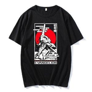 남성용 티셔츠 2021 테스트 애니메이션 레이 아야미 커플 스타일 티 패션 패션 재미있는 스트리트웨어 유니지 의류 대형 코튼 클래식