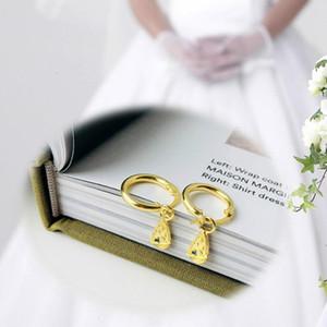 925 Sterling Silver Earrings for Women Planet Hoop Earring Gold Earing Joyas De Plata Mujer Fine Jewelry 2021 Kolczyki Brincos