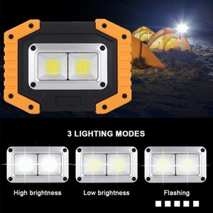 30W COB LED IP65 Waterproof Safety Light Emergency Roadside Lights Road Flares Rescue LED Strobe Warning Beacon Lamp