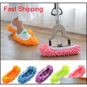 Mops Household Tools Housekeeping Organization Home Garden Drop Delivery 2021 1Pcs Bathroom Floor Shoes Covers Top Fashion Special Offer Poly
