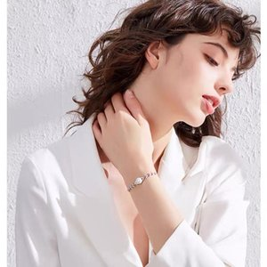 Popular S925 pure silver shell Star leaf Bracelet push pull adjustable fashion personality trend high quality luxury women's Free shipp