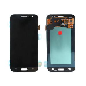 Alto Brilho e Alta Qualidade AAA ++ Ouro Branco Black LCD Digitador LCD para Samsung Galaxy J3 2016 J320 J320F com Shiping Grátis
