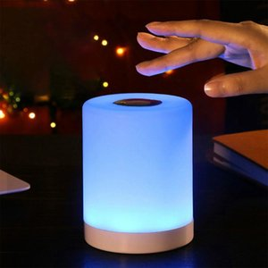 USB Smart bedside lamp LED Table Lamp Friendship Creative Bed Desk Light for Baby Bedroom Bedside Lampe Night Light Xmas Gift