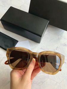 New top quality 7061 mens sunglasses men sun glasses women sunglasses fashion style protects eyes Gafas de sol lunettes de soleil with box