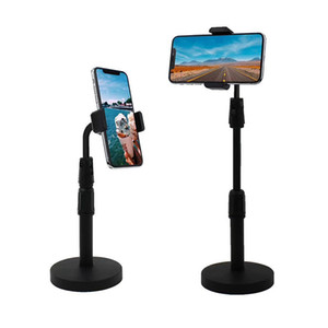 Adjustable Desktop Stand Selfie Stick Stand Multi-functional Retractable Mobile Phone b Suitable Desk Holder For iPhone Android all phones