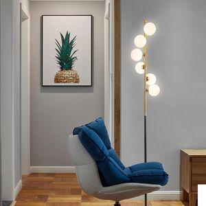 Designer Creative Personality Floor Lamp Modern Minimalist Living Room Study Bedroom LED Bedside Nordic Art Lamps