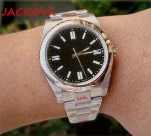 montre de luxe Mens womens Automatic Watches Full 904L Stainless steel Luminous Women Watch Couples Classic Wristwatches reloj de lujo
