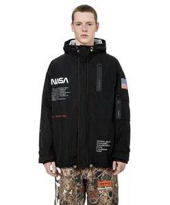 US Tide Hip Hop, Joint Nasa 우주 비행사 자켓 INS 자켓, Tiktok, 같은 폭행.