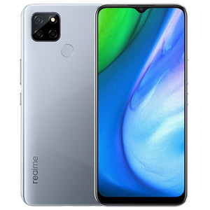 Original Realme Q2i 5G Mobile Phone 4GB RAM 128GB ROM MTK 720 Android 6.5 inch Full Screen 13MP 5000mAh Face ID Fingerprint Smart Cell Phone