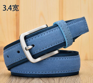 2021 Designer Black Brand Belts for Mens Genuine Leather Male Women Casual Jeans Vintage Fashion High Quality Strap Waistband