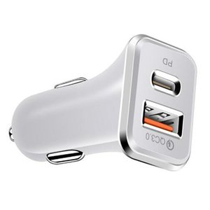 Quick Car Chargers QC3.0 QC SCP PD Fast Type C n USB Connector For all the smart Phone