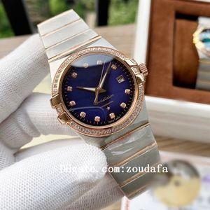 2021 Hohe Qualität Sea Boss Planet 007 Mann Uhren Aqua Constellation Terra Armbanduhren Ozean James Bond Master Chronograph Herrenuhr D50302