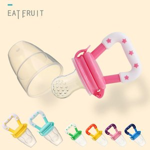 Pacifiers# Baby Feeding Tool Safe Silicoen Chew Nipple Fresh Fruit And Vegetable Milk For Pacifier BPA Free