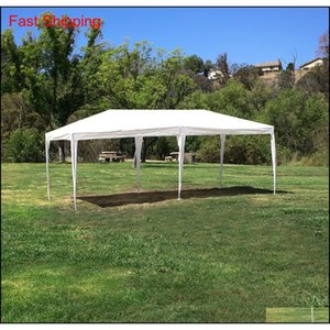 Outdoor 10'x20' Canopy Party Wedding Tent Heavy Duty Gazebo Pavil kgs homes2007