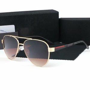 Lentes de alta calidad Gafas de sol de moda Mujeres diseñador Gafas de sol Speckle Clásico Lujo playa vacaciones ojo ojo ojo ojo freeshipping4021