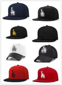 Toronto la Cap Futbol Yüksek Kaliteli Erkekler Kadınlar Hip Hop Aybula Basketbol Beyzbol Şapka Kemik Snapback