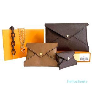 Handbag Women's Portable Kirigami Three Pieces Handbags Purses Lady Tote Bags Coin Purse Wallet Women Multicolor bag