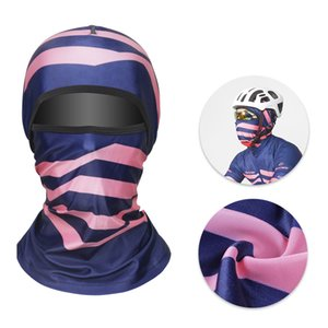 Cycling sports Riding hood face mask magic scarf headscarf Bicycle scarf outdoor fishing neck scarf summer sunscreen mask GWF5201