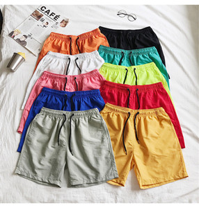 2021 Summer Mens Sports Shorts Multi Color Beach Shorts Fifth Trousers Running Shorts Fashion Casual Male Clothes