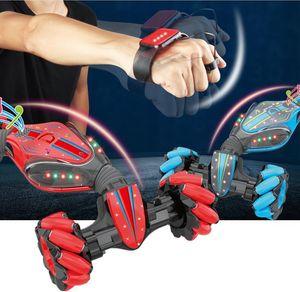 Geste Sensor Twist Autouhr Fernbedienung Stunt RC Auto Geste Sensing Twisting Fahrzeug Drift Auto Kinder fahren Spielzeug Geschenke