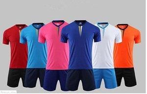 Top Quality Team soccer jersey Men pantaloncini da football Short sportswear Running clothes Grey Purple Ivory Army Green Wine Good 749-1