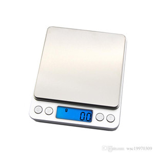 2019 new LCD portable mini electronic digital scale pocket box post kitchen jewelry home weighing scale