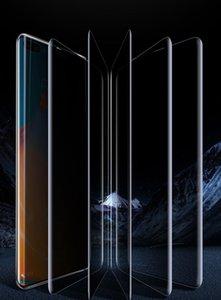 Protectores de vidrio templado para Huawei P30PRO P40PRO PLUS PLUS PLUS GLUE COMPLETO NANO LÍQUIDO PROTECTOR PROTECTOR MATE 20 30 HONOR30 PRO