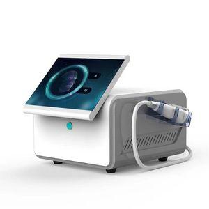 Remova a pele da beleza do enrugamento facial que aperta a máquina fracionária do microneedle do RF