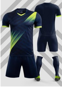 NEW 20 21 ADULT KITMaillot de foot top quality soccer jersey 2020 2021 maillot de foot football Shirt 361