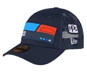 2021f1 Capuchon de course Formula One Team Sun Hat
