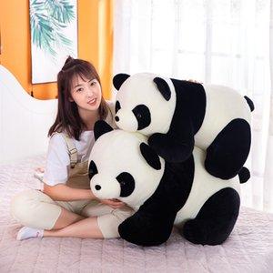 Fidget Toys Plush Toy Baby panda Kawaii Stuffed Doll High-quality three-dimensional pp cotton Short plushs Christmas Gift Cute animal Open