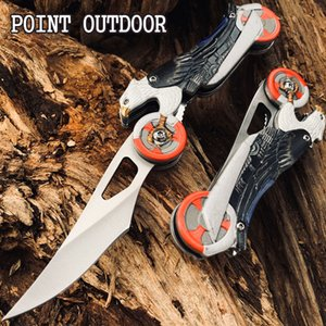 Limited Edition Tactical Pocket Folding Knife Outdoor Survival Hunting Knives Creative Eagle Motorcycle Fantasy Collection