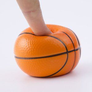 squeeze stress ball squeezy sponge football basketball tennis Baseball decompression toy squishy stress relief fidget balls hH38Q5UX