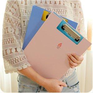 Business Card Files Paper Folder A4 Binder File Document Organizer Office School Supplies Bag Holder