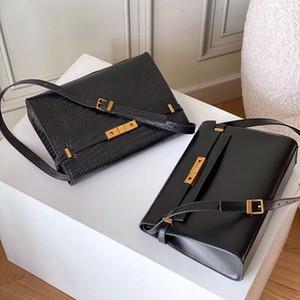 Retro nuovi sacchetti del temperamento di modo Borse a tracolla delle donne delle donne delle donne dei bagagli lettere lettere classiche portafogli della moda delle donne Borse classiche